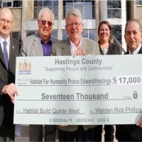 Hastings County Backs Habitat
